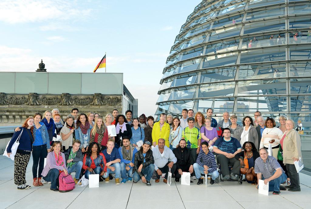 Foto Deutscher Bundestag