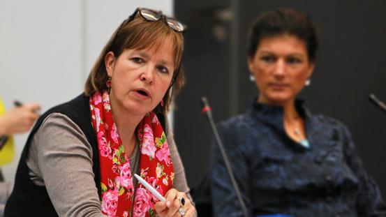 Heike Hänsel, Stellvertretende Vorsitzende der Fraktion DIE LINKE im Bundestag